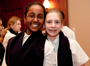 Catholic Schools Foundation 2009 Inner City Scholarship Fund Dinner march 31 at the Copley Marriott Hotel. Pilot photo/ Gregory L. Tracy