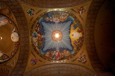 Basilica Shrine of the Immaculate Conception in Washington DC.  Photo by Gregory L. Tracy, The Pilot