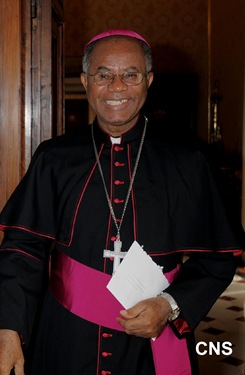 ARCHBISHOP MIOT-POPE