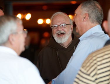 Annual convocation of priests of the Archdiocese of Boston held June 23, 2010 at Anthony's Pier 4 Restaurant, Boston.  Photo by Gregory L. Tracy, The Pilot