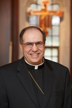 Bishop-elect Peter Uglietto. Photo by Gregory L. Tracy, The Pilot