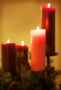 Advent candle4