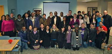 Young Adult Council Meeting