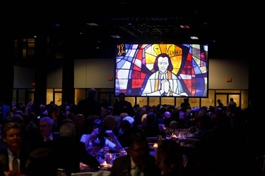 Fifth Annual Celebration of the Priesthood Dinner, held Sept. 26, 2013 at the Seaport World Trade Center in Boston.  Pilot photo/ Gregory L. Tracy