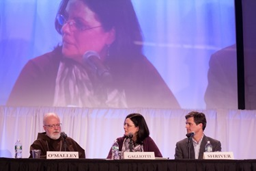 """""""Identity and the Challenge of Disability"""" at New York Encounter 2015."""