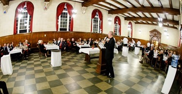 Boston Area Order of Malta Mass and Dinner held at St. John's Seminary in Brighton, Mass. Oct. 22, 2015.  Cardinal Seán P. O'Malley was Principal celebrant of the Mass and the dinner featured keynote speaker Father James Martin, S.J. Photo by Gregory L. Tracy, The Pilot