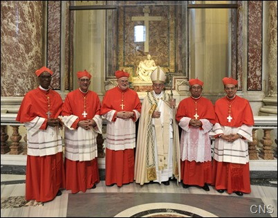 POPE-CARDINALS-CONSISTORY