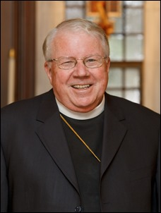 Bishop-elect Arthur Kennedy. Photo by Gregory L. Tracy, The Pilot