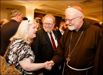 The Redemptoris Mater Seminary of Boston's 8th Annual Gala Dinner, June 4, 2017. Photo by Gregory L. Tracy