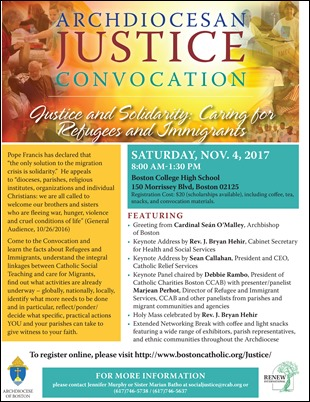 SocialServiceHealth_SocialJusticeConvocation2017