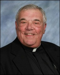 Father Vincent Maffei, pastor and tribunal judge