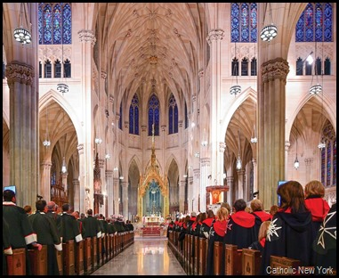 Liturgy and Solumn Investiture Ceremony Mass