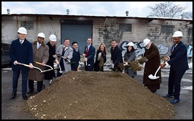 cote groundbreaking shovel photo