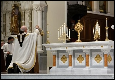 Year of the Eucharist kicks off with Corpus Christi feast